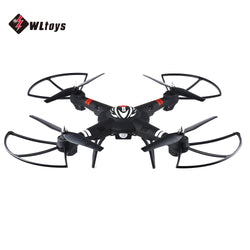 WLtoys Q303 2.4GHz 4CH 6 Axis Gyro RC Quadcopter RTF Fixed-height Mode Aircraft:BiBset.com