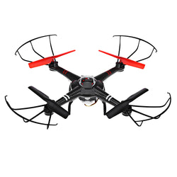 XK X260A 5.8G 4CH 6-Axis Gyro 720PCamera FPV Video Transmission RTF RC Quadcopter Drone Toy:BiBset.com