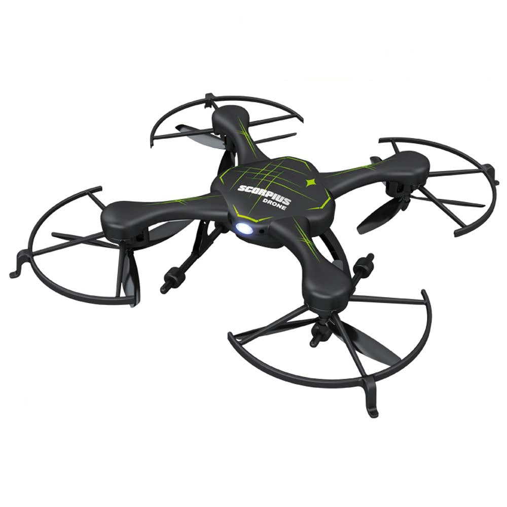 FQ777 955 2.4G 4CH 6-Axis Gyro CF Mode RTF RC Quadcopter Aircraft Toy:BiBset.com