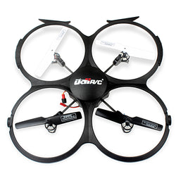 Udi 819A 4CH 2.4G 6-Axis Gyro RTF Remote Control Quad Copter RC Headless Mode Aircraft Toy:BiBset.com