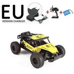 2.4G High Speed SUV CAR Electric RC Car 4CH Hummer RTR:BiBset.com