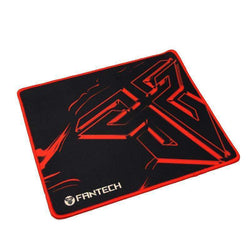 25*21CM Mouse pad Natural Rubber Black & red for gaming comupter:BiBset.com