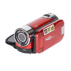 2.7 inch 1080P HD Digital Camera Video Camcorder LCD 16X Digital Zoom:BiBset.com