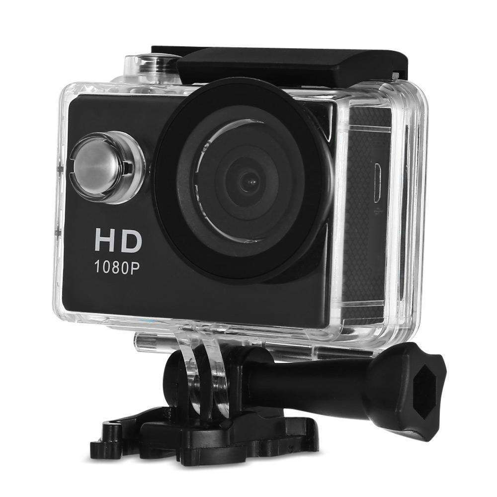 A9 FHD 1080P 2 inch LCD IP68 30m Waterproof Action Camera