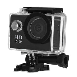 A9 FHD 1080P 2 inch LCD IP68 30m Waterproof Action Camera:BiBset.com