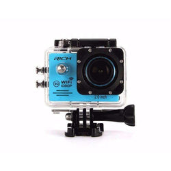 Action camera Full HD 1080P 30FPS Wifi waterproof 30m Diving outdoor Sport camera:BiBset.com