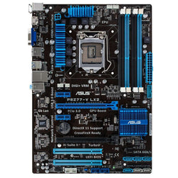 ASUS motherboard P8Z77-V LX2  DDR3 LGA 1155 for I3 I5 I7 CPU USB3.0 32GB Z77 Desktop motherboard:BiBset.com