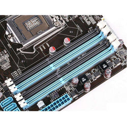 ASUS P7H55-M Pro motherboard Socket LGA 1156 uATX DDR3 HDMI DVI VGA USB2.0 16GB H55 for Desktop:BiBset.com