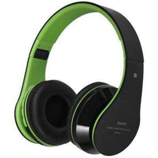 AT BT809 Bluetooth Foldable Stereo Headphones Stretchable
