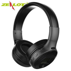 B19 Bluetooth Headphones Wireless Stereo Earphon with Mic:BiBset.com