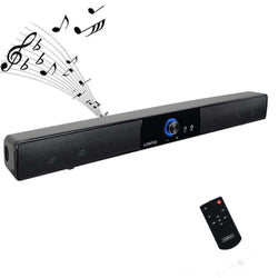 Bluetooth Soundbar with remote control HIFI Soundbar:BiBset.com