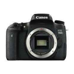 Canon 760D Rebel T6s DSLR Camera Body -24.2 MP 1080p Video Touchscreen:BiBset.com