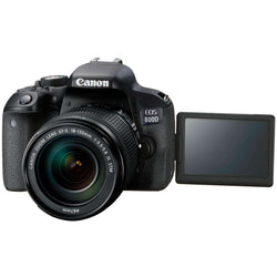Canon 800D T7i DSLR Camera Body & EFS 18-55mm IS STM Lens:BiBset.com