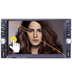 Car MP5 Media Player with Rear Camera 6.6