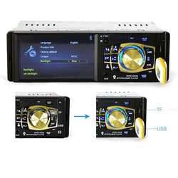 Car Radio Player Auto 4.1