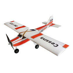 Cessna 960mm Wingspan EPP Polywood Training RC Airplane KIT:BiBset.com