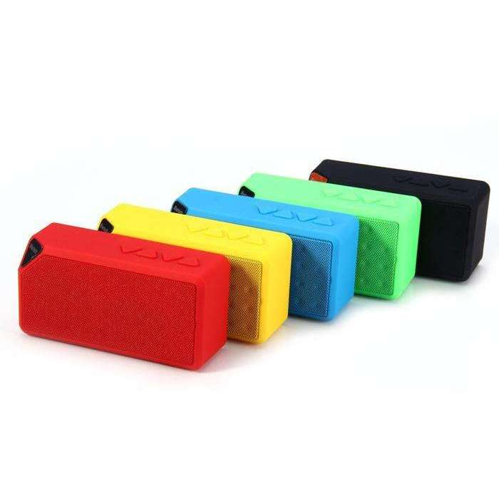 Cube X3 Mini Wireless Bluetooth Speaker for Mobile