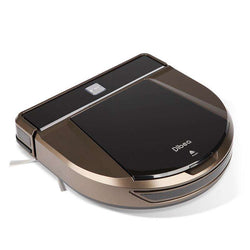 Dibea D900 Rover Wireless Robot Vacuum Cleaner for Home:BiBset.com