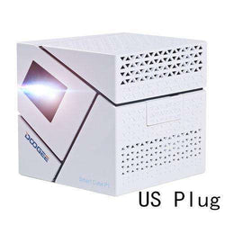 DOOGEE P1 DLP Protable Mini Smart Projector Android 4.4:BiBset.com