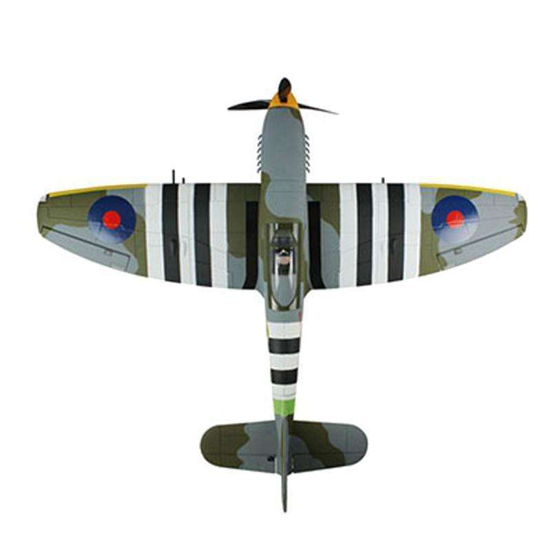 Dynam Hawker Tempest 1250mm Wingspan EPO Warbird RC Airplane PNP:BiBset.com