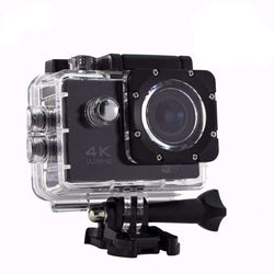 F60 4K 30fps 16MP WiFi Action Sports Camera 2'' 170 Degree:BiBset.com