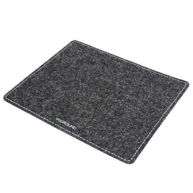 Felt Cloth Universal Mouse Pad Mat for Computer PC:BiBset.com