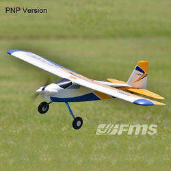 FMS 1220MM Super EZ RC Aeroplane Fixed-wing Model PNP Version:BiBset.com