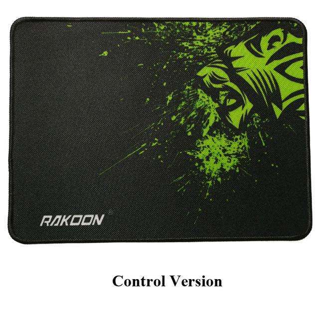Gaming Mouse Pad 32x24cm Antislip Speed/Control Locking For PC Laptop Notebook and PC:BiBset.com