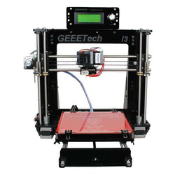 Geeetech Prusa i3 Pro 3D Printer Acrylic Frame High Precision Impressora DIY Kit:BiBset.com