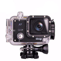 GitUP Pro Packing G-Sensor Full HD 2K 60fps 16MP Sensor Wifi Sports Action Camera:BiBset.com
