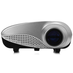 H60 Mini LCD Projector 60 Lumens 480 x 320 Resolution 16:9:BiBset.com