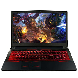 HASEE God of War T6-X5 Gaming Laptop Intel i5-7300HQ GTX1050 8GB DDR4 1TB+128G 15.6