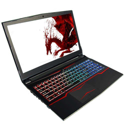 HASEE T6TI-X5 Gaming Laptop Notebook PC Intel i5-7300HQ GTX1050Ti 4G GDDR5 8GB DDR4 1TB HDD 128G SSD 15.6