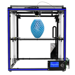 High-precision Tronxy X5S Aluminium 3D Printer Big Print Area LCD Big Screen:BiBset.com