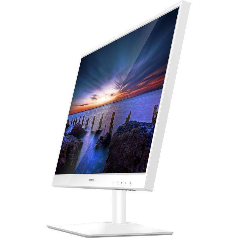 HKC P2000 Computer Monitor 21.5 inch 60Hz 1080P Display:BiBset.com