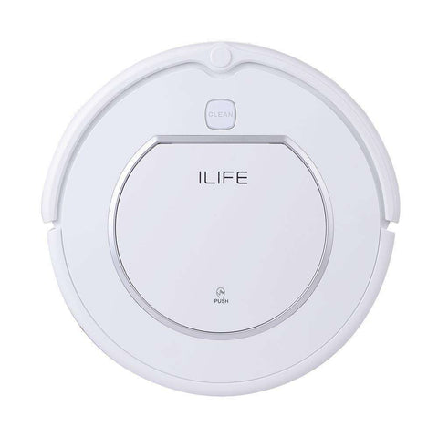 ILIFE V1 Robotic Vacuum Cleaner Smart robotic Anti-collision:BiBset.com