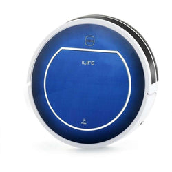 ILIFE V7 Super Mute Sweeping Robot Home Vacuum Cleaner:BiBset.com
