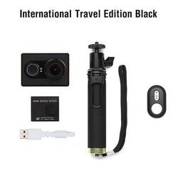 International Version Yi Action Camera 16MP Xiaoyi 1080P Ambarella A7 Bluetooth:BiBset.com