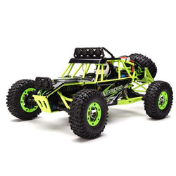 JJRC 12428 1/12 4WD 50KM/H Crawler RC Car With LED Light RTR 2.4GHz:BiBset.com