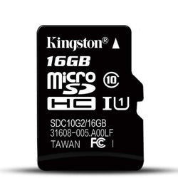 Kingston Micro Sd Memory Card 16GB/32GB Class10 SDHC For Smart Mobile phone:BiBset.com