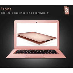 Laptop 14inch 8GB RAM+120GB SSD+750GB HDD Windows 7/10 System 1920X1080P FHD Intel Quad Core:BiBset.com