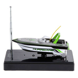 Mini Boat Radio Electric Remote Control RC Super Mini Speed Boat Dual Motor:BiBset.com