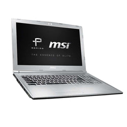 MSI gaming laptop 15.6 inch Intel i7-7700HQ 8GB DDR4 1TB HDD Windows10 GTX1050 4GB:BiBset.com
