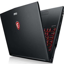 MSI laptop 15.6 inch Intel i7 8GB/1TB 128GB SSD GTX1060:BiBset.com