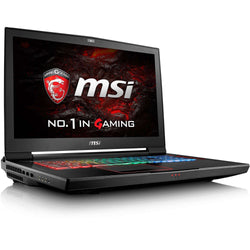 MSI laptop 17.3 inch Intel i7 Quad Core 8GB RAM 1TB 128GB SSD hard disk Windows10 GTX1060 6GB:BiBset.com