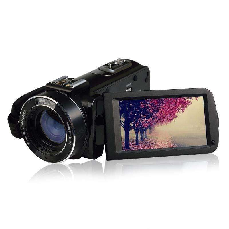 ORDRO HDV - Z20 WiFi 24MP 16X Digital Zoom DV Camera FULL HD:BiBset.com