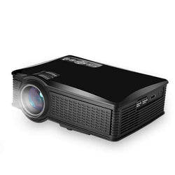 OWLENZ 1500 Lumens LCD Mini Projector Home Theater - 120 inch:BiBset.com