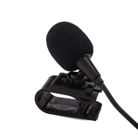 Professional 3.5 mm Stereo Microphone External for Car:BiBset.com