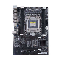 Professional X79 Motherboard Mainboard for PC For LGA 2011 DDR3 1866/1600/1333 USB 3.0:BiBset.com