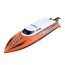 RC Speedboat Tempo Power Venom 2.4G Remote Control Boat with Auto Rectifying:BiBset.com